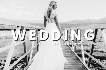 Wedding Lightroom Presets Bundle 6234156 3