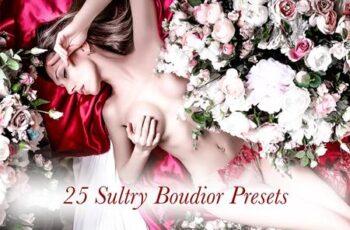 25 Sultry Boudoir Presets Lightroom 6046633 4