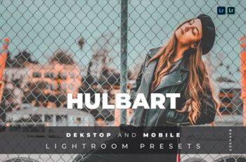 Hulbart Desktop and Mobile Lightroom Preset W7H3XBJ 6