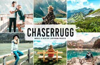 Chaserrugg Mobile & Desktop Lightroom Presets 9SKANRR 3