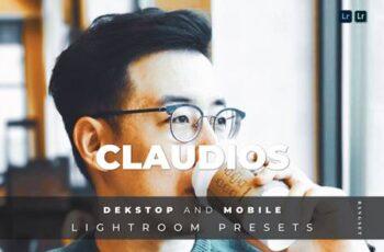 Claudios Desktop and Mobile Lightroom Preset 5A5MN7Q 4