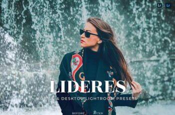 Lideres Mobile and Desktop Lightroom Presets VKMWURC 3