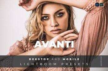 Avanti Desktop and Mobile Lightroom Preset YENEBFM 5