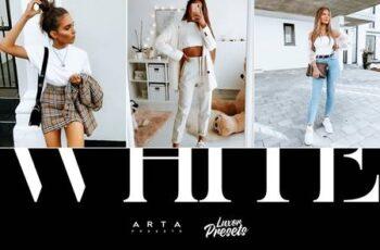 ARTA White Presets For Mobile and Desktop 5ASJ757 2
