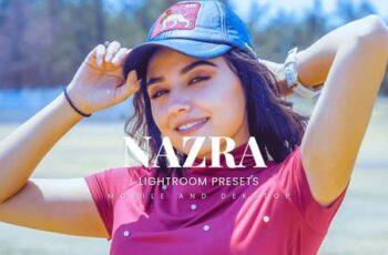 Nazra Lightroom Presets Dekstop and Mobile M7WBYZD 4