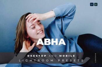 Abha Desktop and Mobile Lightroom Preset DUNC8AM 2