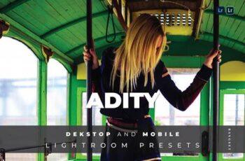 Adity Desktop and Mobile Lightroom Preset HEP34R7 5