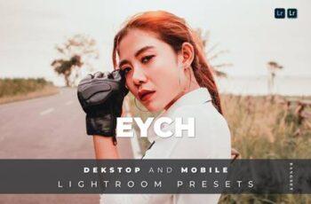 Eych Desktop and Mobile Lightroom Preset LD6PU8D 4
