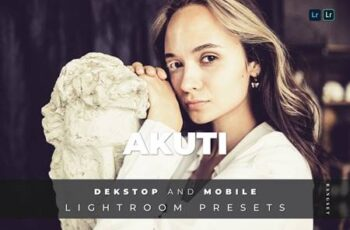 Akuti Desktop and Mobile Lightroom Preset BS88EQ3 5