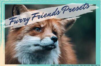 FURRY FRIENDS MOBILE PRESET 5762535 5