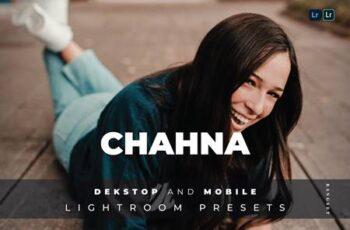 Chahna Desktop and Mobile Lightroom Preset U3VEPF3 6