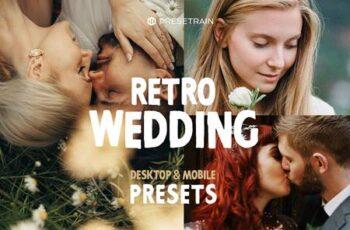 Retro Wedding Lightroom Presets 6156388 7
