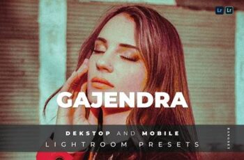 Gajendra Desktop and Mobile Lightroom Preset KUEYPHW 5