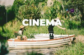 Bangset Cinema Pack 8 Video LUTs BU9NVP6 7