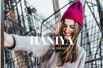 Haniya Lightroom Presets Dekstop and Mobile ZXZDW9T 5