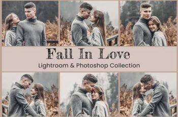 Fall In Love Lightroom Ps LUT Preset 6366359 4