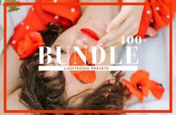 400+ Lightroom Presets Bundle 6274176 3