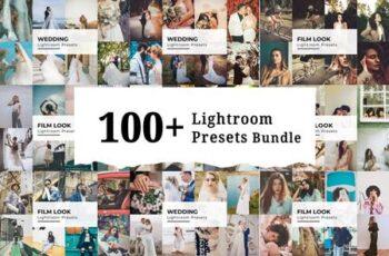 100+ Lightroom Presets Bundle 6222705 3