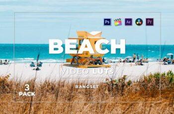 Bangset Beach Pack 3 Video LUTs 4PY2PYS 7