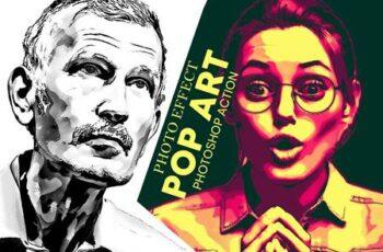 Pop Art Photoshop Action 5831687 6