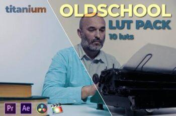 Titanium Oldschool LUT Pack (10 Luts) HQWC83V 6