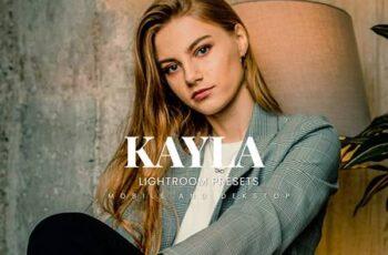Kayla Lightroom Presets Dekstop and Mobile FZK2R3V 2