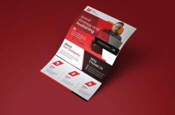 Business Corporate - Flyer Template Vol.132 H2A9FUK 6