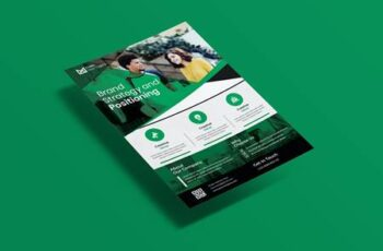 Business Corporate - Flyer Template Vol.134 BCC78GD 5