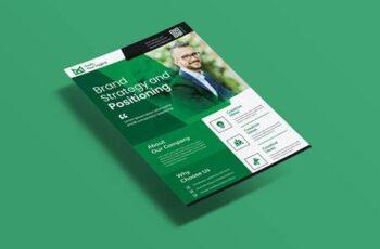 Business Corporate - Flyer Template Vol.156 VYGGJZ3 3