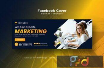 Facebook Cover Template B3YTWPY 7