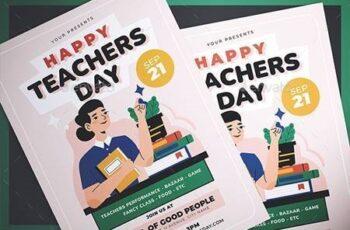 Teachers Day Flyer 33407644 5