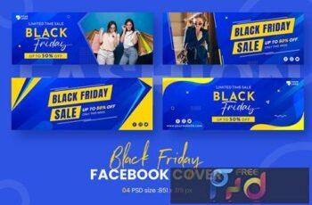 Black Friday Facebook Timeline Covers CBD6KCR 6