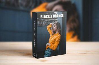 Orange and Teal Lightroom Presets 6282029 4