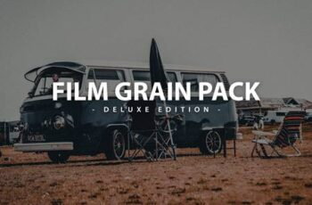 Film Grain Pack - Deluxe Edition for Mobile and PC D6EBG5B 2