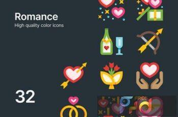 Romance Icons S3YMDUA 4