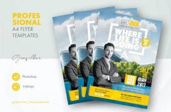 Seminar Flyer Templates 5BJYD7Y 4