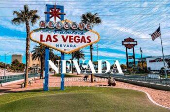 Nevada Lightroom Presets Dekstop and Mobile U3QW7KE 7
