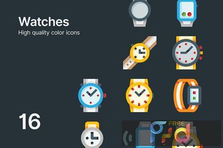 Watches Icons DAB5ZZS 1