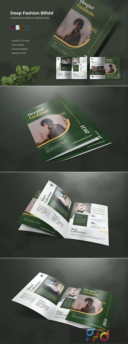 Deep Fashion - Bifold Brochure 29ABQZS 1