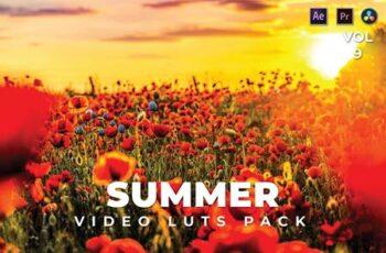 Summer Pack Video LUTs Vol.9 G4DE29M 5