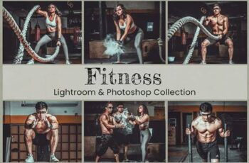 Fitness Lightroom Presets Photoshop 6470134 3