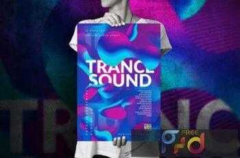 Art Music Event - Big Poster Design DL3U7NJ 4