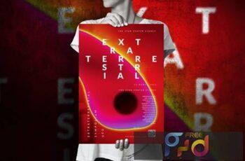 Art Music Event - Big Poster Design DXY2D7D 3