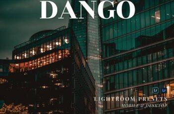 Dango Mobile and Desktop Lightroom Presets J3K3D2W 2
