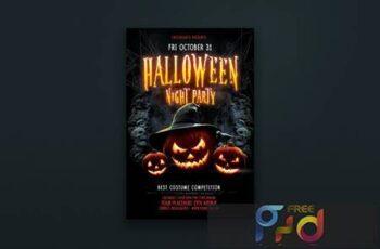 Halloween Party UY2LFEB 6
