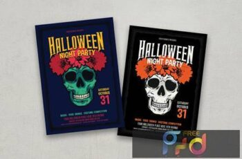 Halloween Party 7Q2DJ2P 3