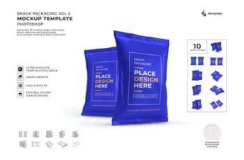 Snack Packaging Mockup Template Set Vol 2 3SE8QEZ 15