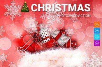 Christmas Photoshop Action 21137886 4
