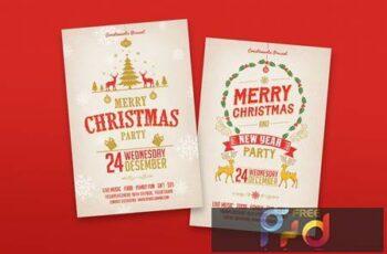 Christmas & New Year Party WAJ4DBU 1