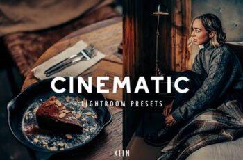 7 CINEMATIC FILM LIGHTROOM PRESETS 6423337 2